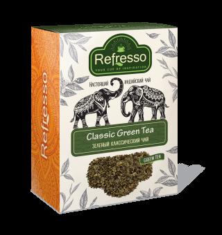 Чай Refresso  зеленый 250г