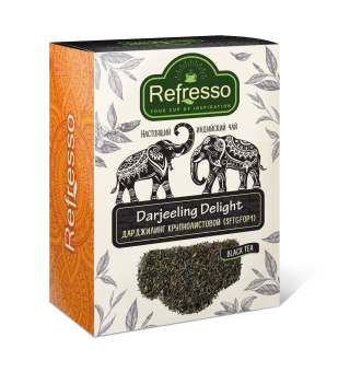 Чай Refresso Дарджилинг 250г